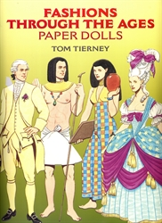 Fashion Through the Ages - Paper Dolls