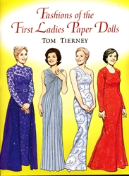 Fashions of the First Ladies - Paper Dolls