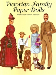 Victorian Family - Paper Dolls