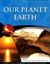 Our Planet Earth - Exodus Books