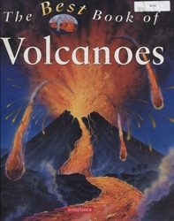 Best Book of Volcanoes