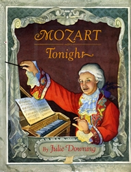 Mozart Tonight - Exodus Books
