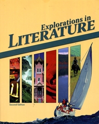 Explorations in Literature - Student Worktext (really old)