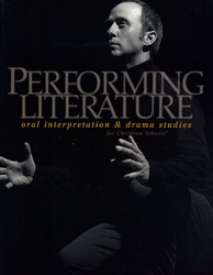 Performing Literature - Student Textbook