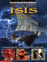Lost Wreck of the Isis