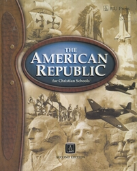 American Republic - Student Text (really old)
