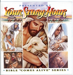 "Your Story Hour: Bible ""Comes Alive"" 4"