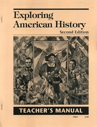 Exploring American History - Teacher's Manual