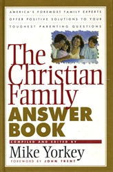 Christian Family Answer Book