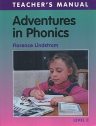 Adventures in Phonics Level C - Teacher Manual (old)