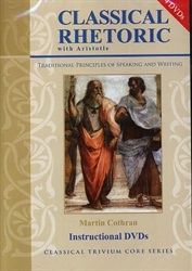 Classical Rhetoric with Aristotle - DVD Set