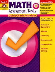 Math Assessment Tasks - Grade 2