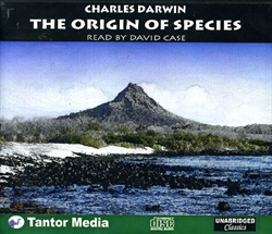 Origin of Species - Unabridged CD Audiobook - Exodus Books