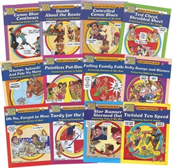 Young Peace Maker Student Activity Book - 12 Volume Set