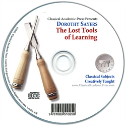 Lost Tools of Learning - Audio CD