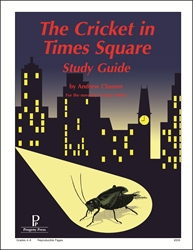 Cricket in Times Square - Study Guide