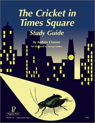 Cricket in Times Square - Progeny Press Guide