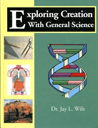 Exploring Creation With General Science - Textbook (old)