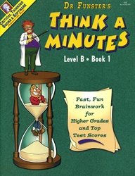 Dr. Funster's Think-A-Minutes B1