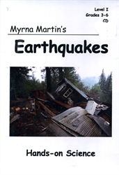 Myrna Martin's Earthquakes - CD - Exodus Books