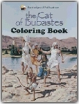 Cat of Bubastes - Coloring Book