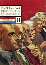 The Golden Book History of the United States volume 11 1963 hardcover
