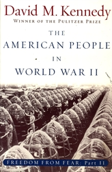 American People in World War II - Exodus Books