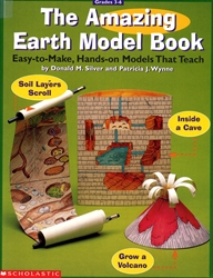 Amazing Earth Model Book