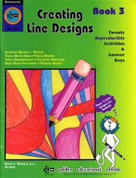 Creating Line Designs Book 3 - Exodus Books