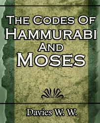 Codes of Hammurabi and Moses