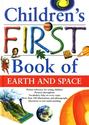 Children's First Book of Earth and Space - Exodus Books
