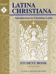 Latina Christiana Book I - Student Book (old)