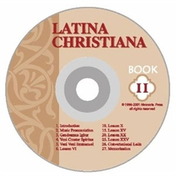 Latina Christiana Book II - CD