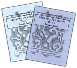 Mastering Punctuation Book 2 Set