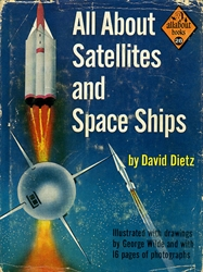 All About Satellites and Space Ships - Exodus Books
