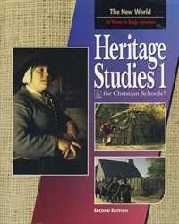 Heritage Studies 1 - Student Textbook (old)
