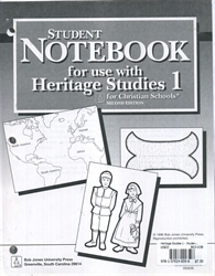 Heritage Studies 1 - Student Notebook Packet (old)