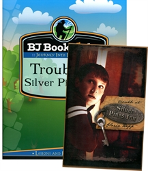 Trouble at Silver Pines Inn - BookLinks Teaching Guide and Book Set