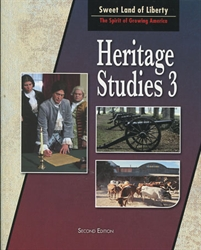 Heritage Studies 3 - Student Textbook (old)