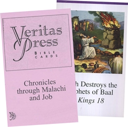 Chronicles through Malachi and Job - Cards - Exodus Books