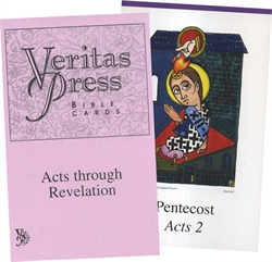 Acts through Revelation - Cards