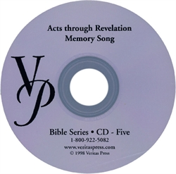 Acts through Revelation - Compact Disc