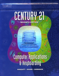 Century 21 Computer Applications & Keyboarding - Exodus Books