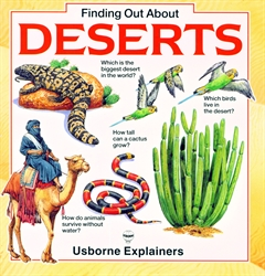 Finding Out About Deserts