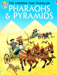Time Traveler Book of Pharaohs and Pyramids