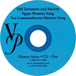 Old Testament and Ancient Egypt - Compact Disc