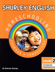 Shurley English Level 2 - Workbook - Exodus Books