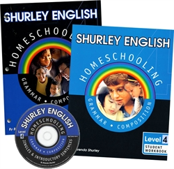 Shurley English Level 4 - Kit