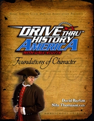 Drive Thru History America with Dave Stotts: Foundations of Character - Book Only