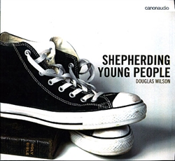 Shepherding Young People - CD